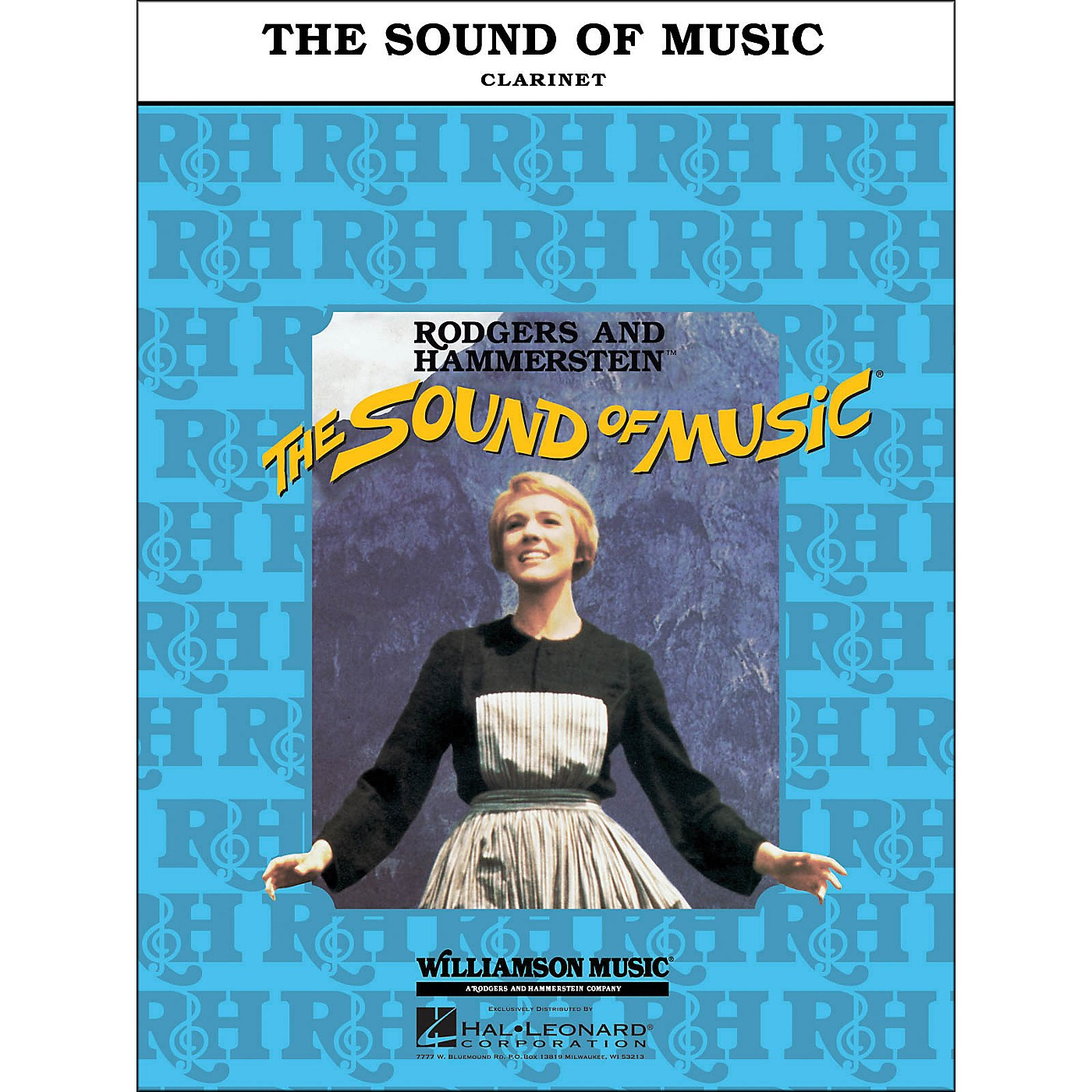 Hal Leonard The Sound Of Music for Clarinet thumbnail