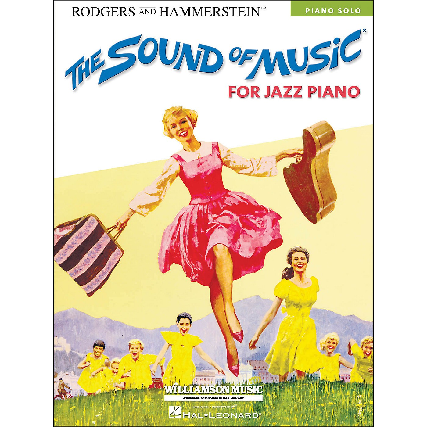 Hal Leonard The Sound Of Music for Jazz Piano thumbnail
