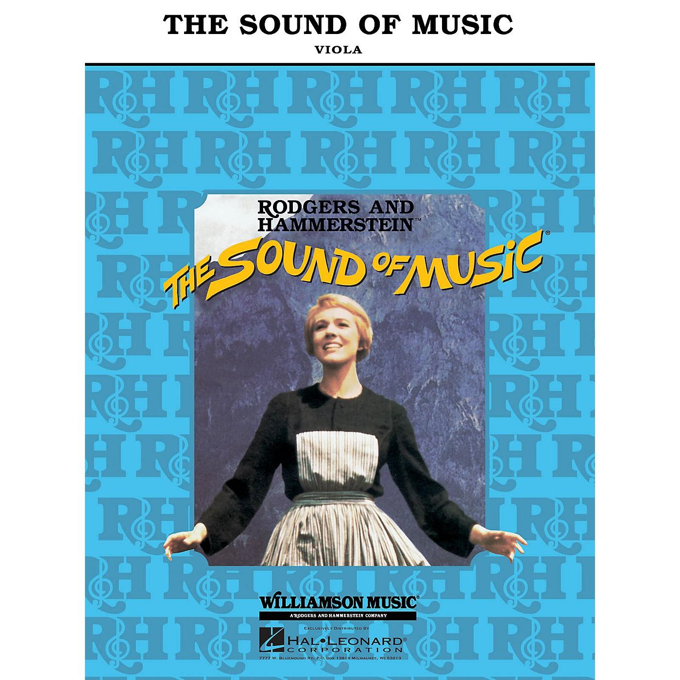 Hal Leonard The Sound of Music (Viola) Instrumental Solo Series thumbnail