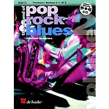 De Haske Music The Sound of Pop, Rock, Blues - Volume 2 (Book/CD Packs) De Haske Play-Along Book Series