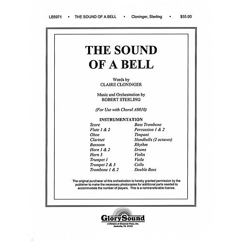 Shawnee Press The Sound of a Bell (Full Orchestration, with Handbells) thumbnail