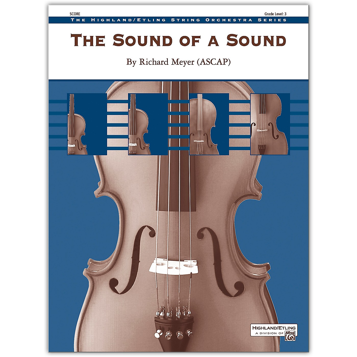 Alfred The Sound of a Sound Conductor Score 3 thumbnail
