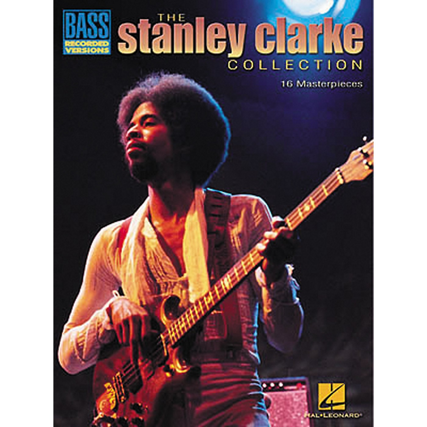Hal Leonard The Stanley Clarke Collection Transcribed Scores Book thumbnail