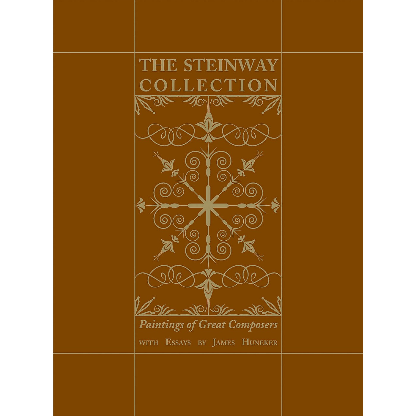Amadeus Press The Steinway Collection (Paintings of Great Composers) Amadeus Series Hardcover by James Gibbons Huneker thumbnail