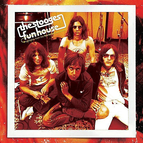 Alliance The Stooges - Highlights From The Fun House Sessions thumbnail