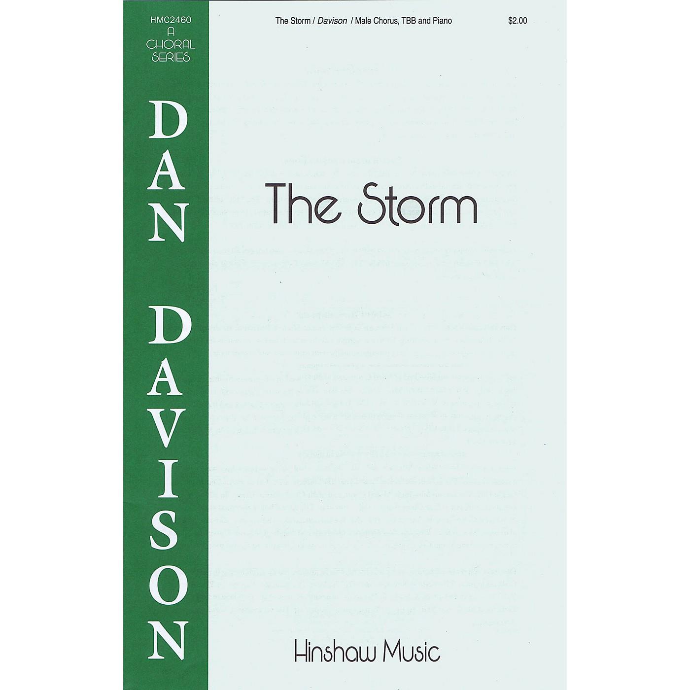 Hinshaw Music The Storm TBB composed by Dan Davison thumbnail