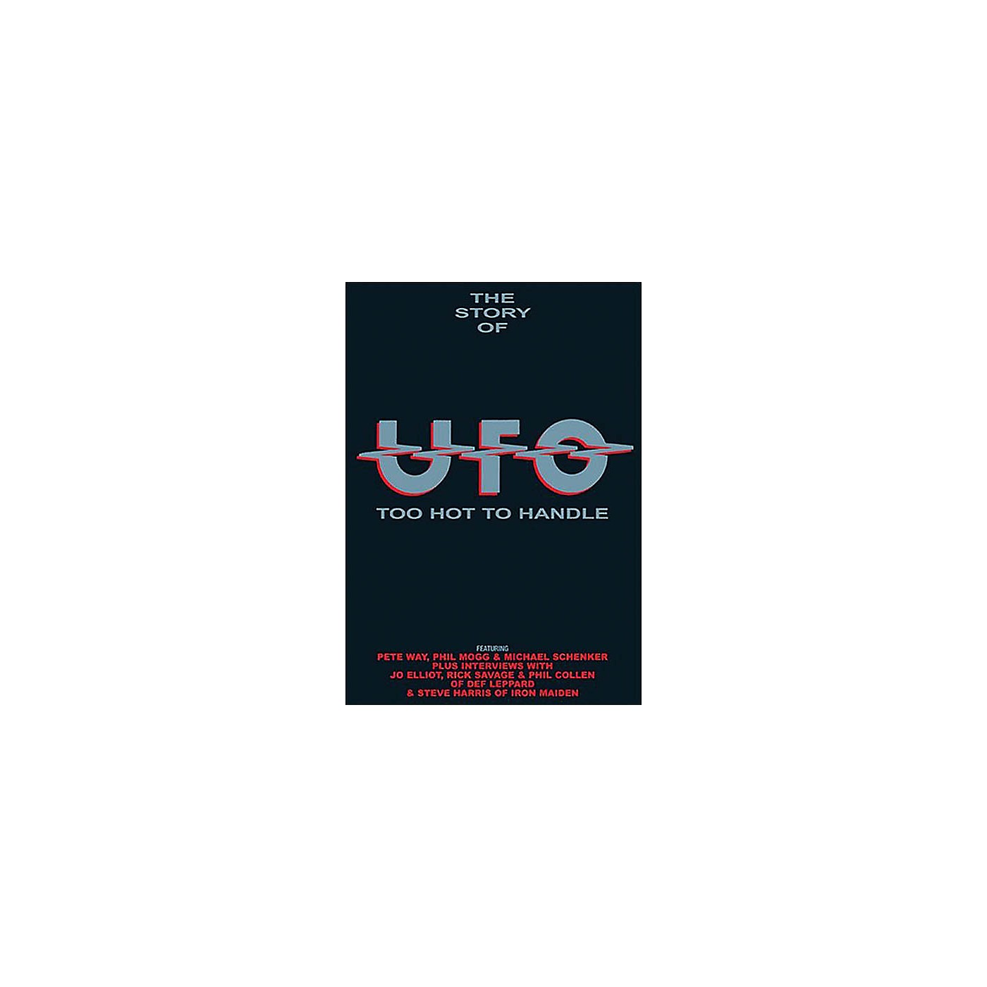 MVD The Story of UFO - Too Hot to Handle Live/DVD Series DVD Performed by UFO thumbnail