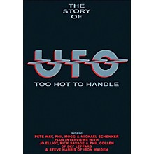 MVD The Story of UFO - Too Hot to Handle Live/DVD Series DVD Performed by UFO