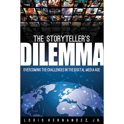 Hal Leonard The Storyteller's Dilemma Book Series Hardcover Written by Louis Hernandez Jr thumbnail