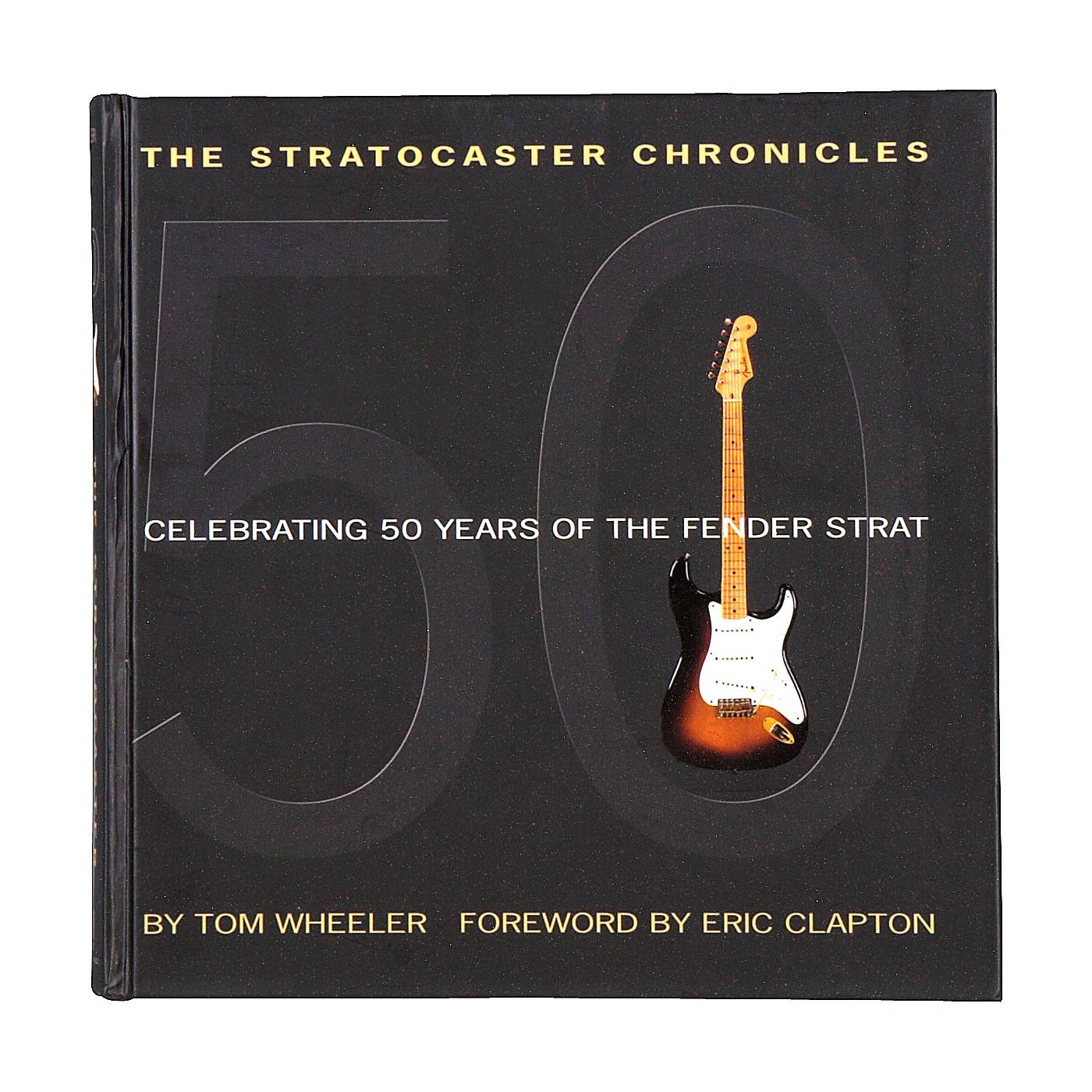 Hal Leonard The Stratocaster Chronicles (Book/CD) thumbnail
