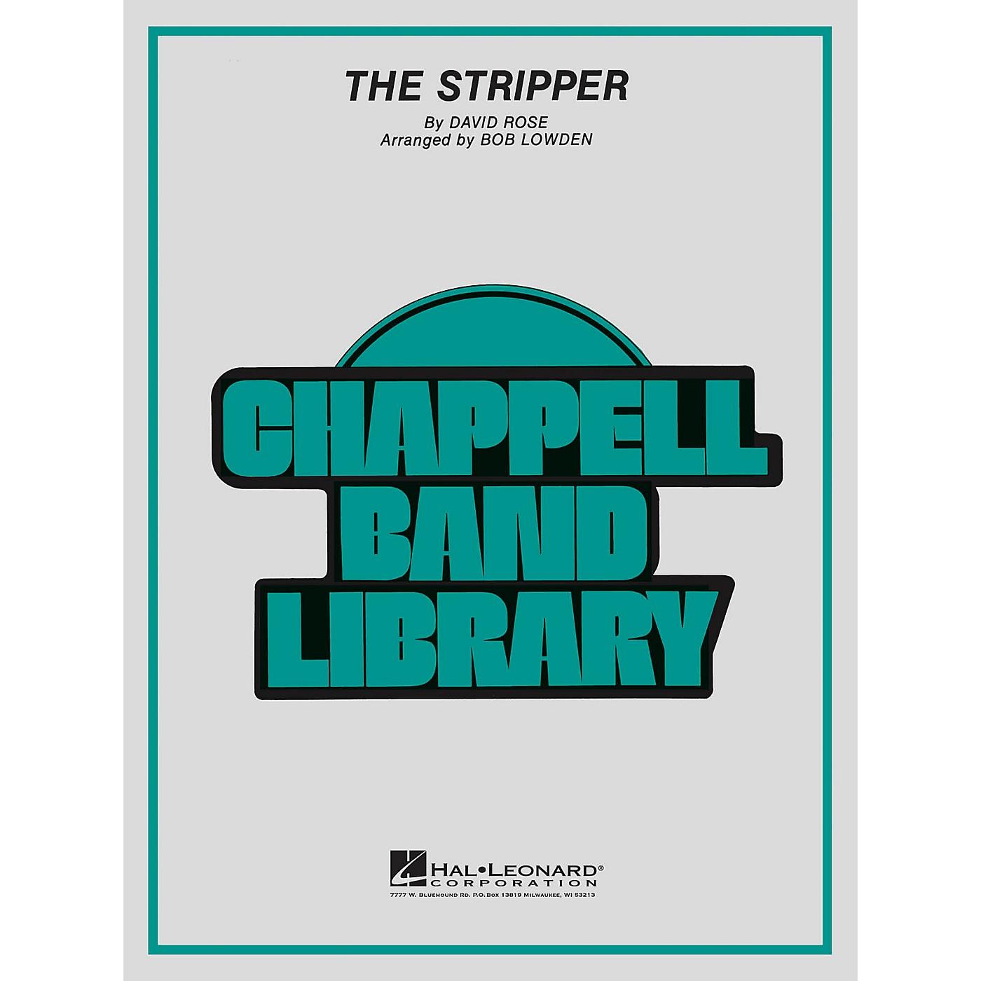 Hal Leonard The Stripper Concert Band Level 4 Arranged by Bob Lowden thumbnail