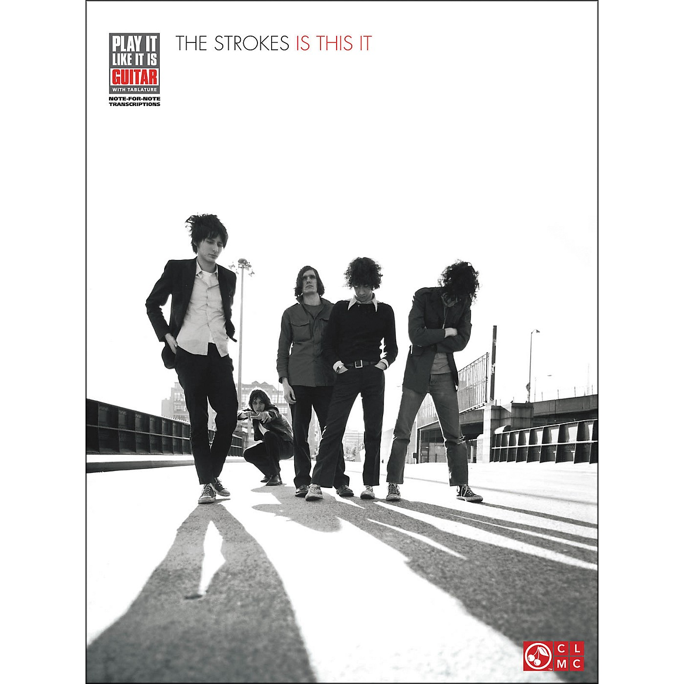 Cherry Lane The Strokes - Is This It Tab Book thumbnail
