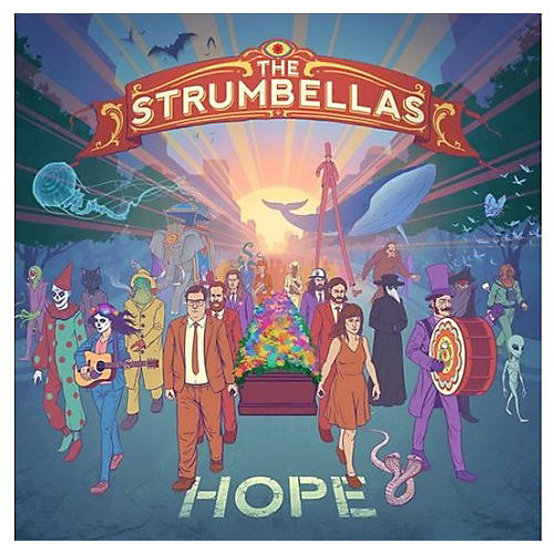 Alliance The Strumbellas - Hope thumbnail