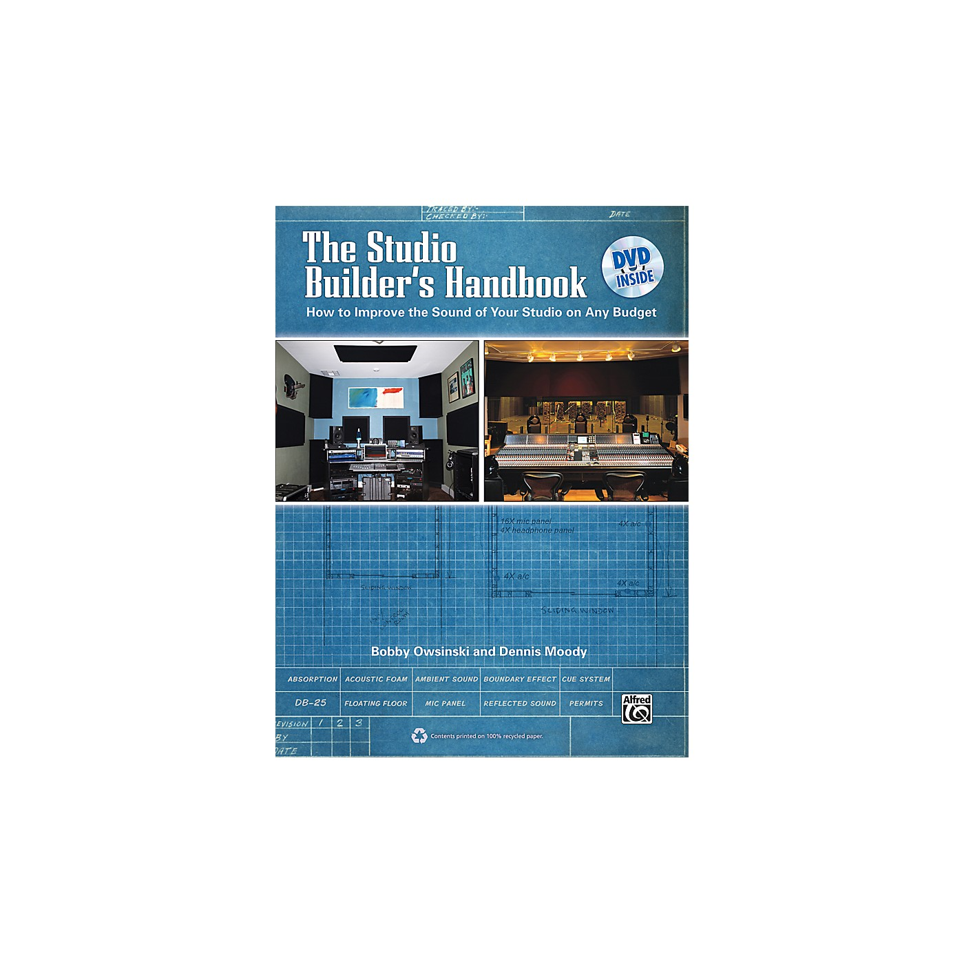Alfred The Studio Builder's Handbook with DVD thumbnail