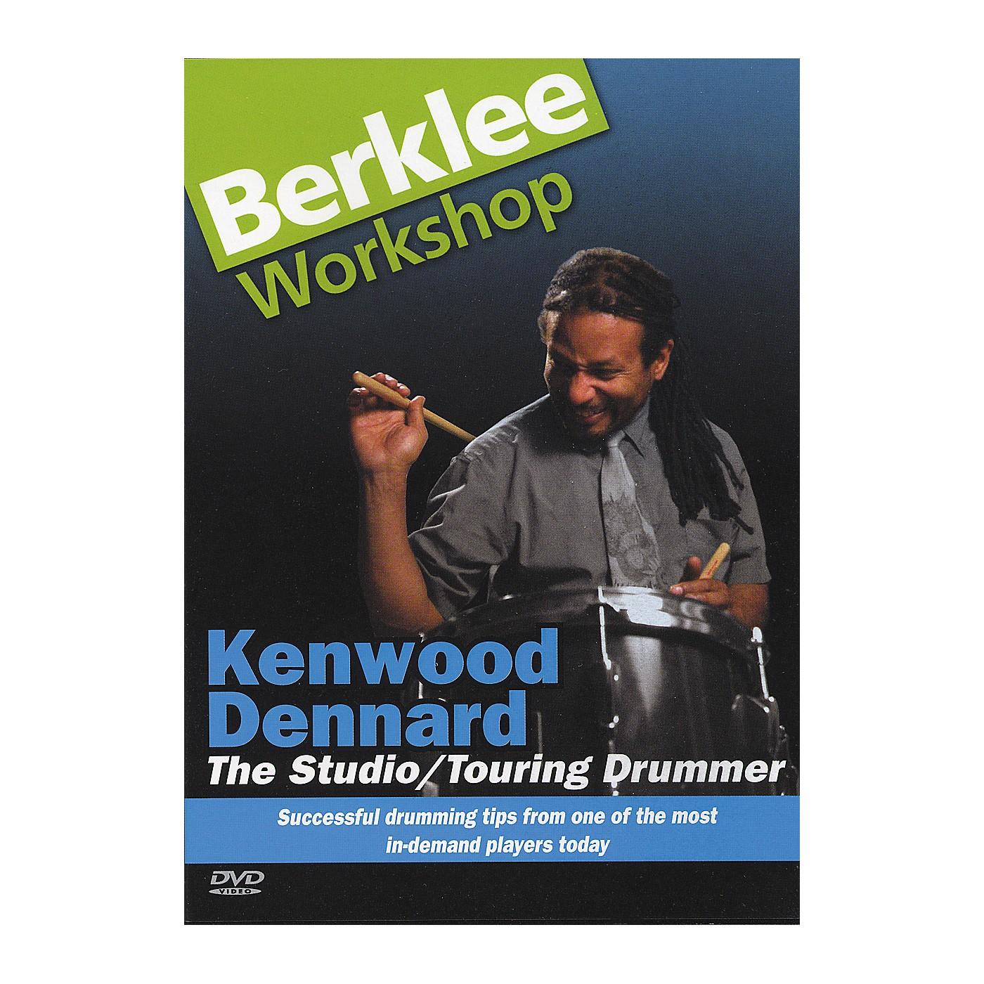Berklee Press The Studio/Touring Drummer (DVD) thumbnail