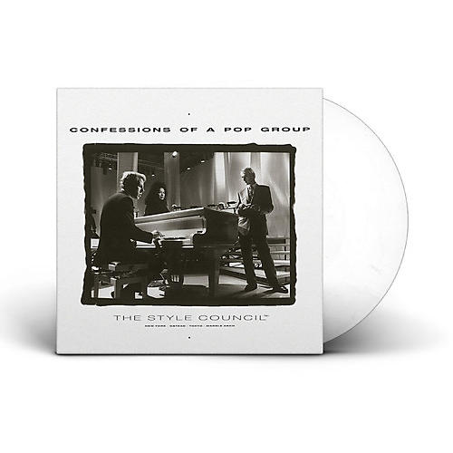 Alliance The Style Council - Confessions Of A Pop Group (White Vinyl) thumbnail