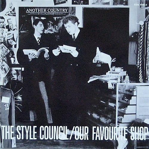 Alliance The Style Council - Our Favourite Shop: Limited thumbnail
