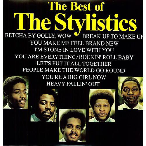 Alliance The Stylistics - The Best Of The Stylistics thumbnail