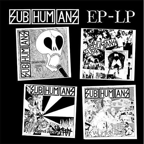 Alliance The Subhumans - Vinyl EP thumbnail
