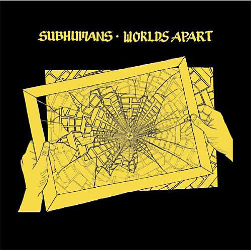 Alliance The Subhumans - Worlds Apart thumbnail