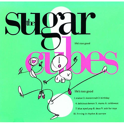 Alliance The Sugarcubes - Life's Too Good thumbnail