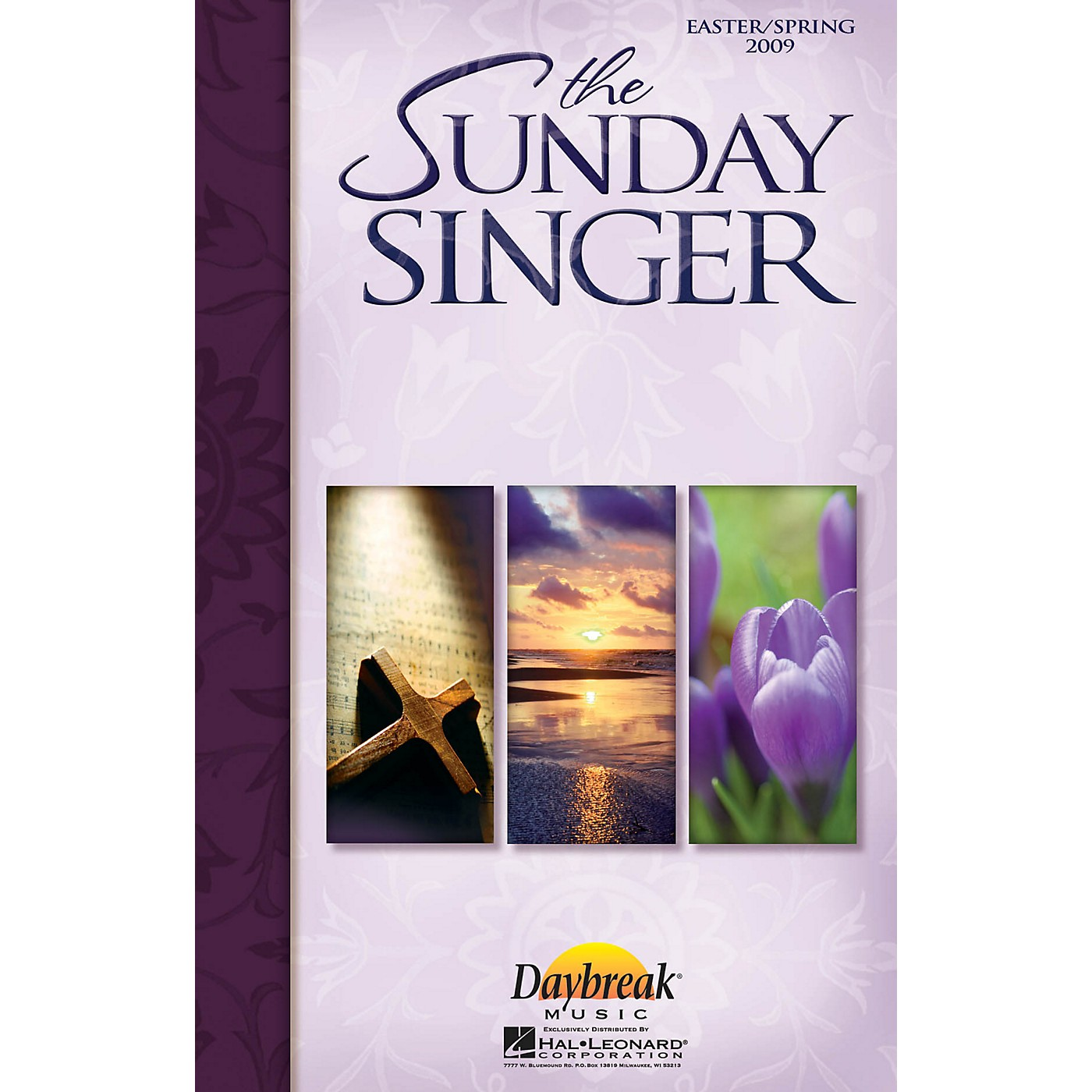 Daybreak Music The Sunday Singer - Easter/Spring 2009 CD 10-PAK Composed by Various thumbnail