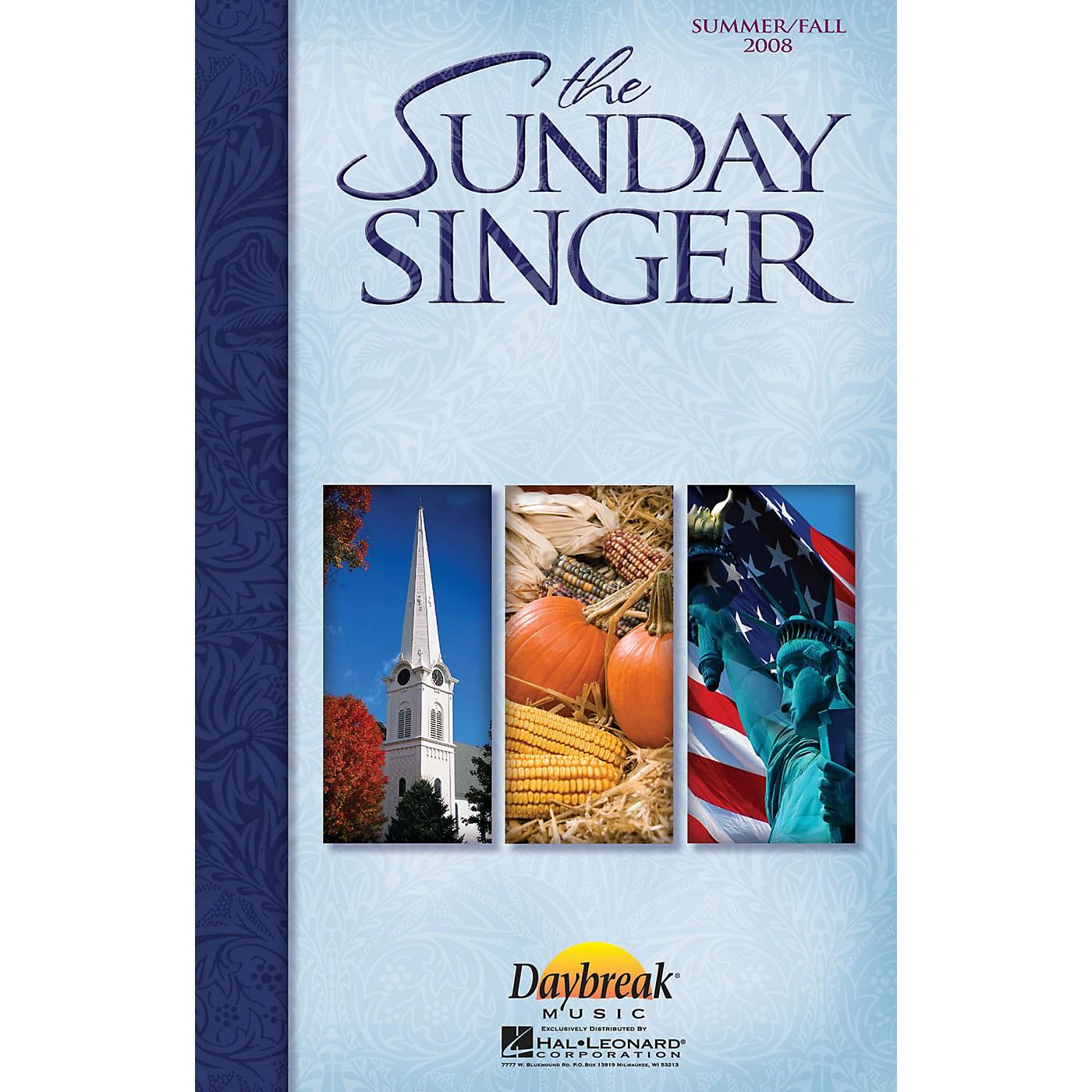 Daybreak Music The Sunday Singer - Summer/Fall 2008 CD 10-PAK thumbnail