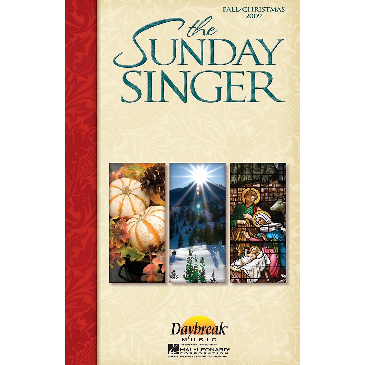Daybreak Music The Sunday Singer (Fall/Christmas 2009) COMPLETE KIT thumbnail