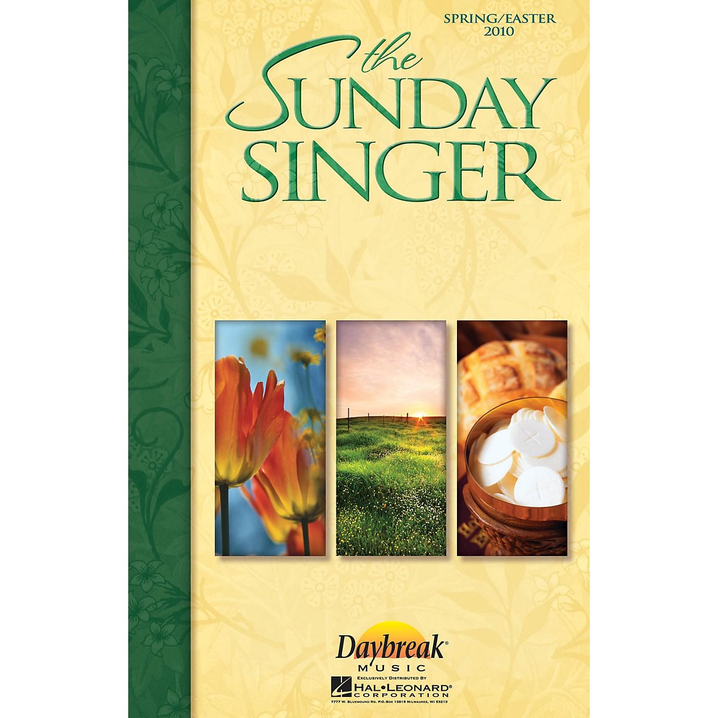 Daybreak Music The Sunday Singer (Spring/Easter 2010) Singer 10 Pak thumbnail