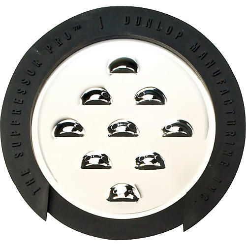 Dunlop The Suppressor Pro Sound Hole Cover 9-Hole-thumbnail