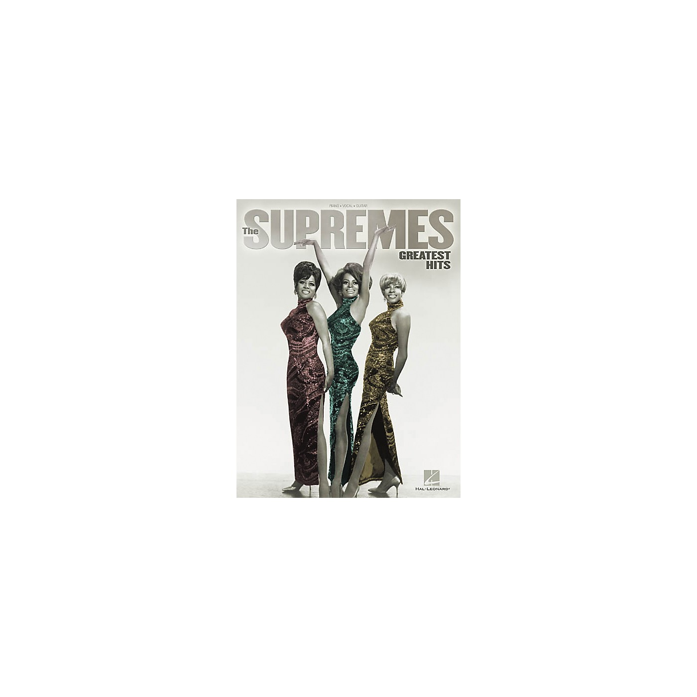 Hal Leonard The Supremes Greatest Hits Songbook thumbnail