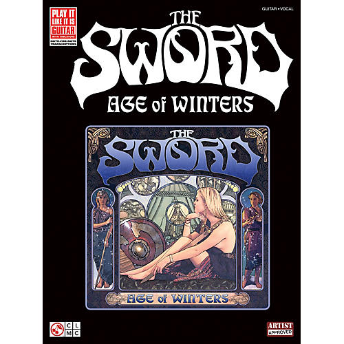 Cherry Lane The Sword - Age of Winters Play It Like It Is Series Softcover Performed by The Sword thumbnail