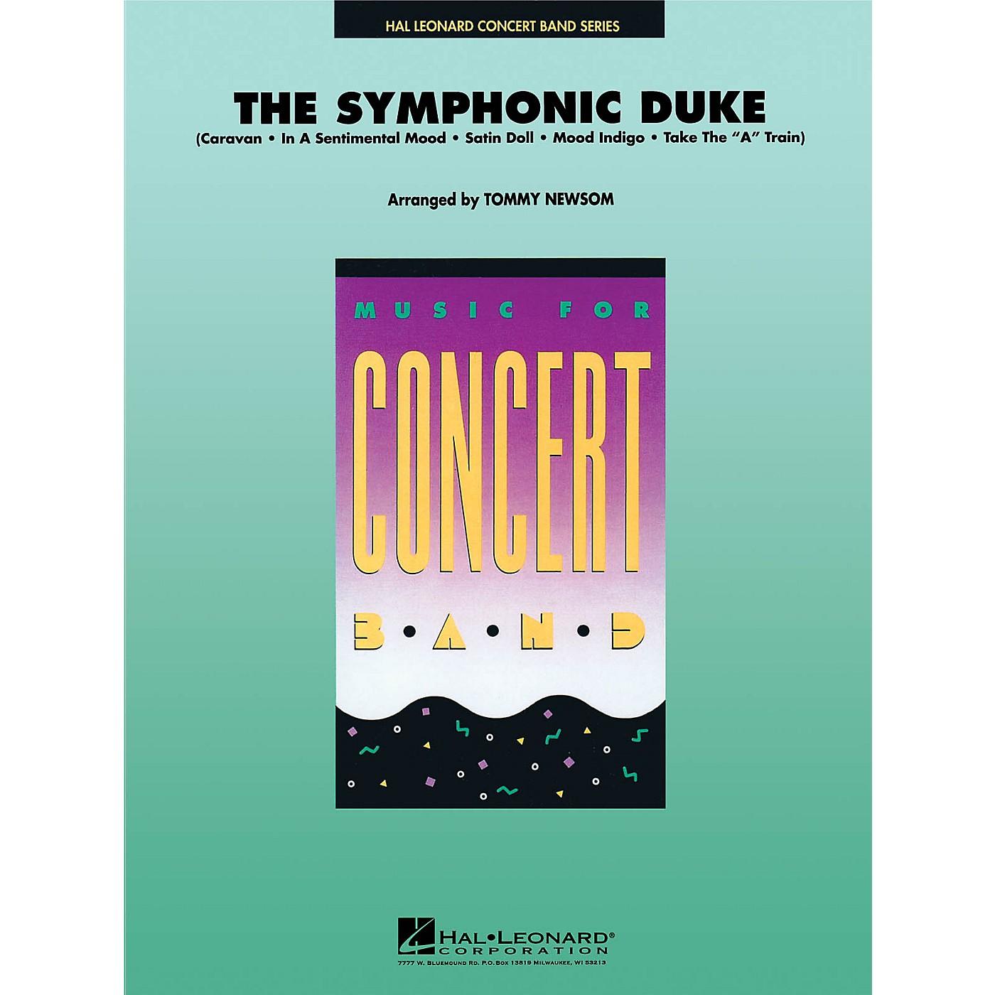 Hal Leonard The Symphonic Duke Concert Band thumbnail