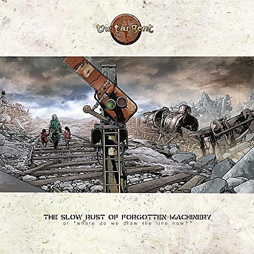Alliance The Tangent - Slow Rust Of Forgotten Machinery thumbnail