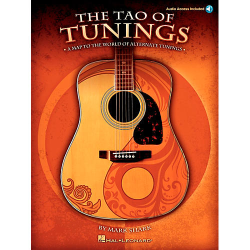 Hal Leonard The Tao of Tunings - A Map to the World of Alternate Tunings (Book/CD) thumbnail