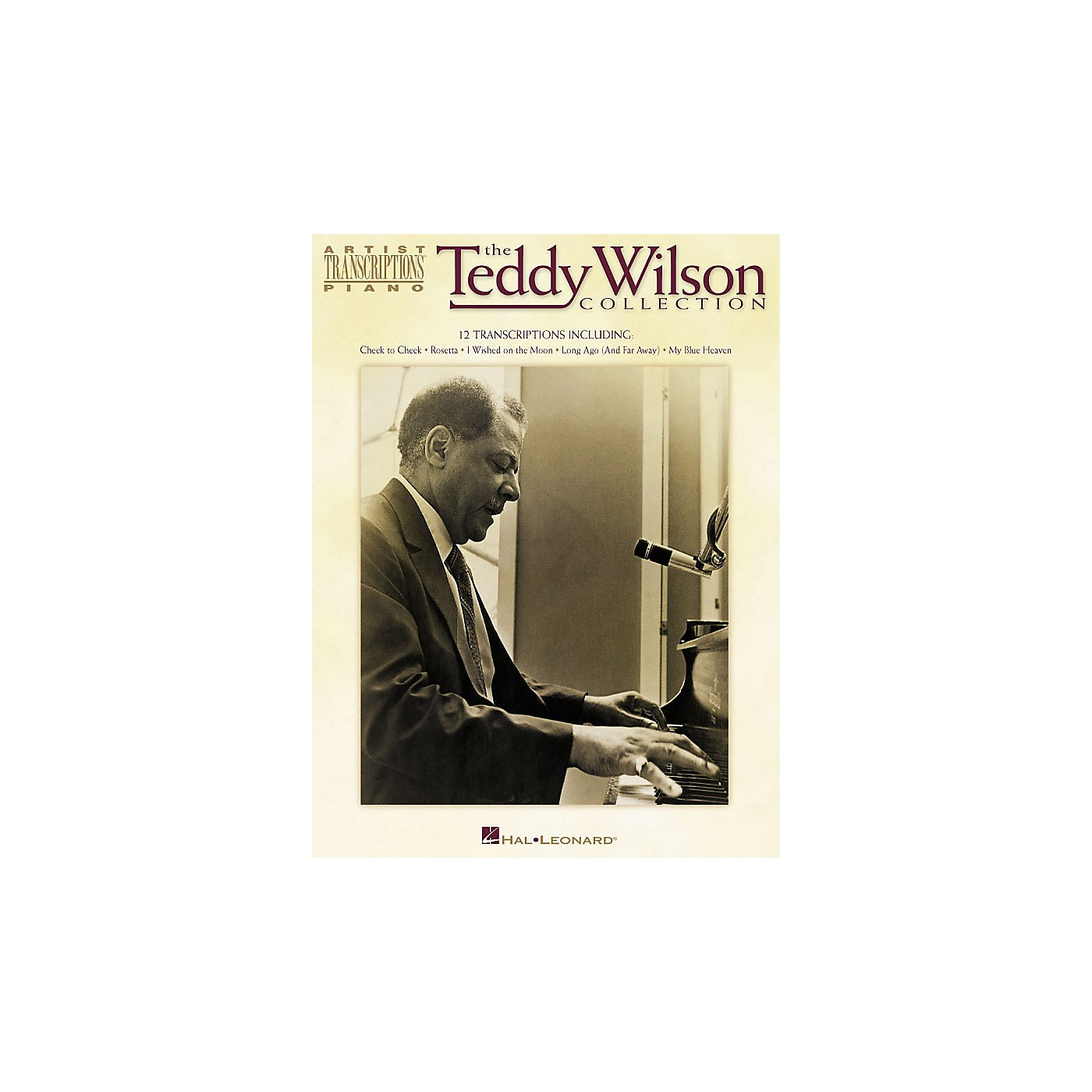 Hal Leonard The Teddy Wilson Collection Artist Transcriptions Series Performed by Teddy Wilson thumbnail