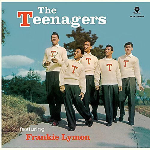 Alliance The Teenagers - Featuring Frankie Lymon thumbnail