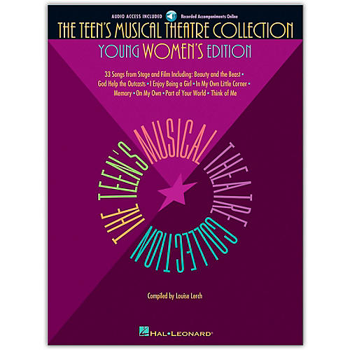 Hal Leonard The Teen's Musical Theatre Collection (Book/Online Audio) thumbnail