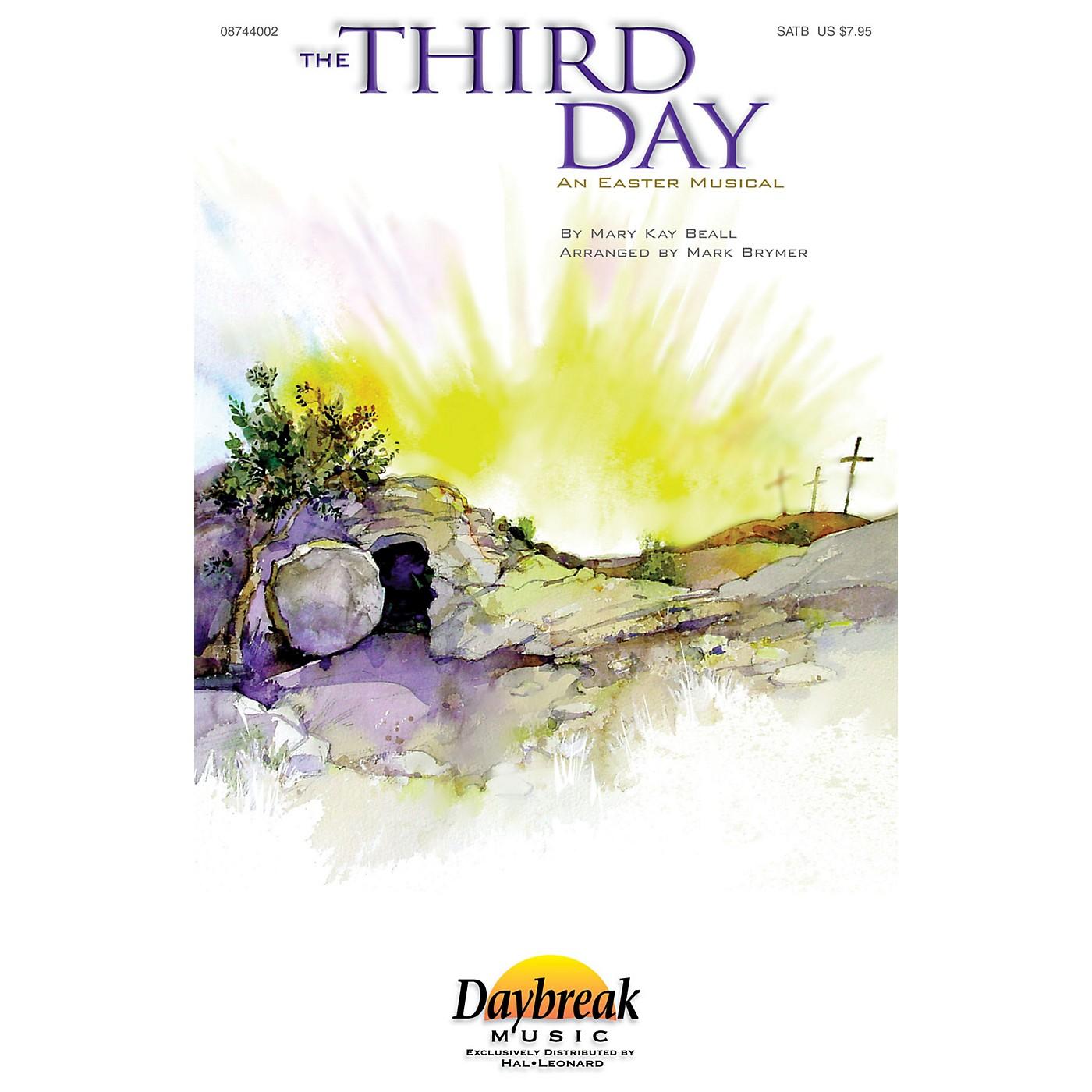 Daybreak Music The Third Day CHOIRTRAX CD Arranged by Mark Brymer thumbnail