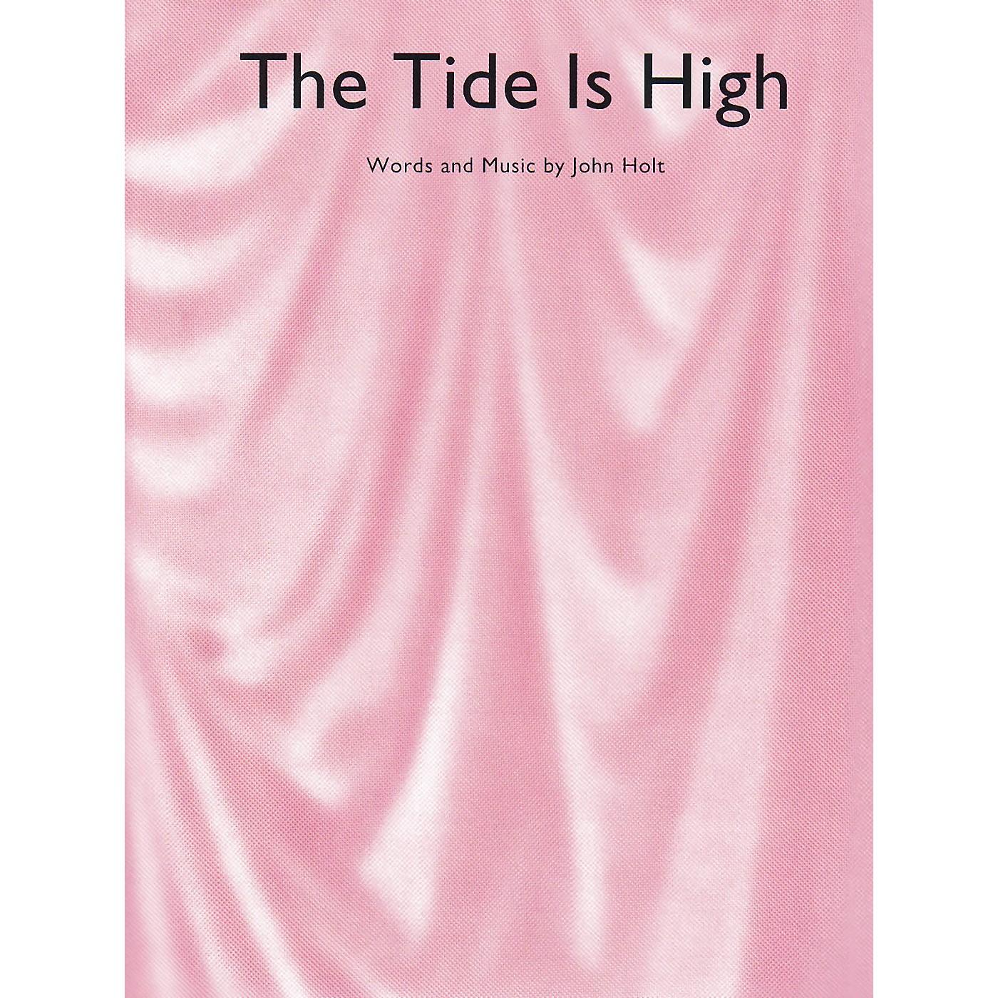 Music Sales The Tide Is High Music Sales America Series Performed by Blondie thumbnail