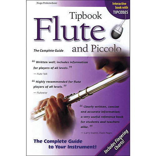 Hal Leonard The Tipbook Series - Flute & Piccolo-thumbnail