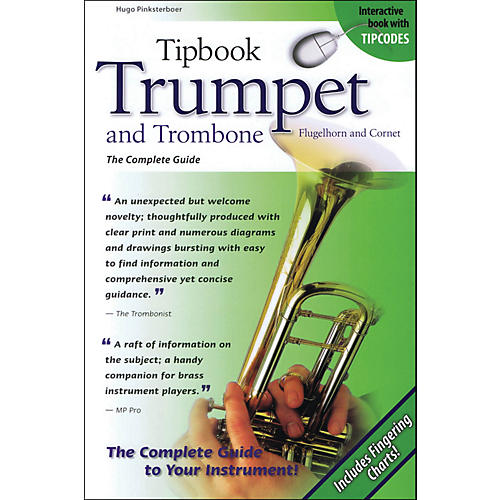 Hal Leonard The Tipbook Series - Trumpet & Trombone-thumbnail