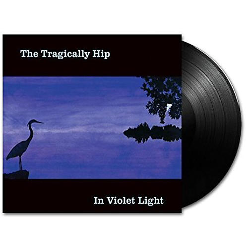 Alliance The Tragically Hip - In Violet Light thumbnail