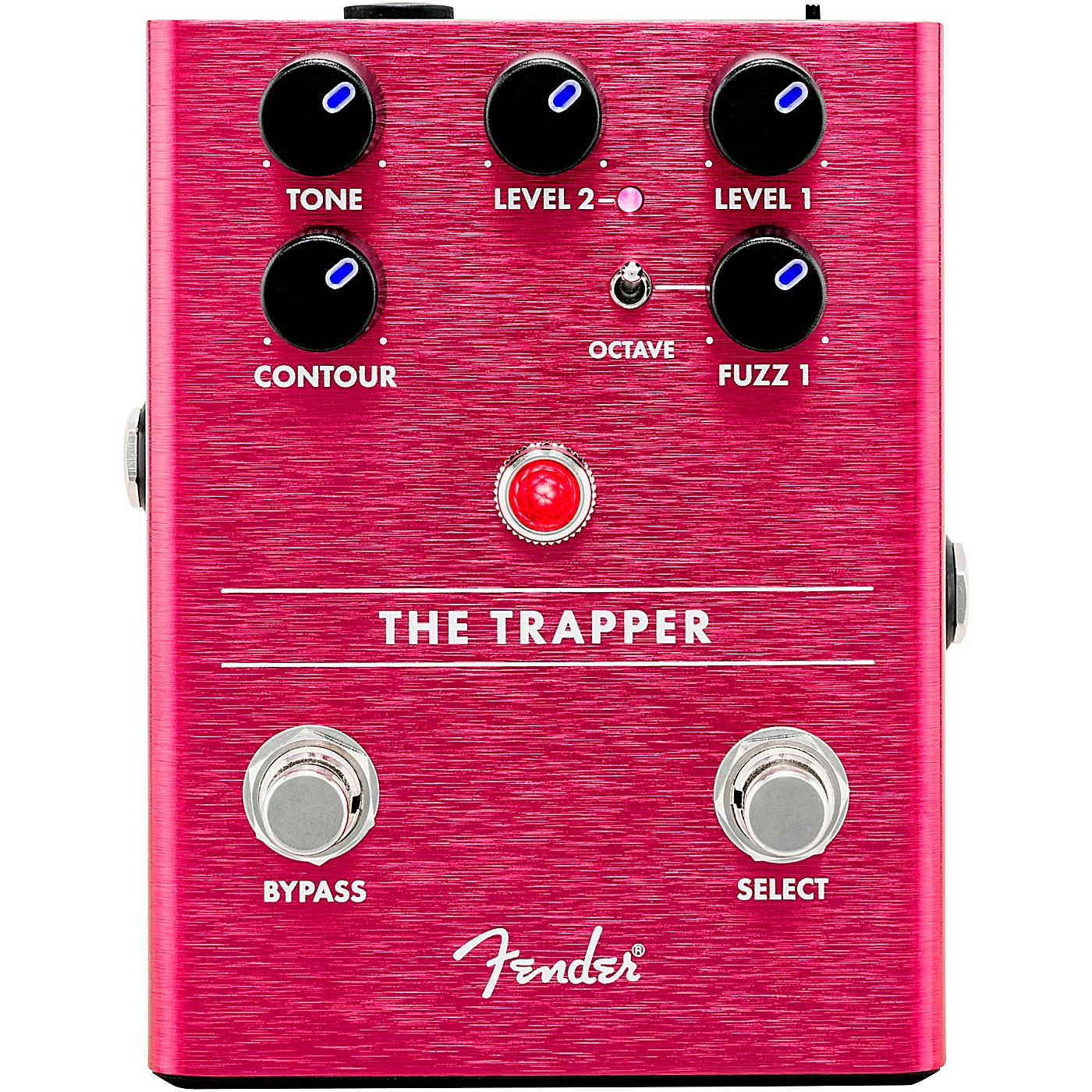 Fender The Trapper Dual Fuzz Effects Pedal thumbnail