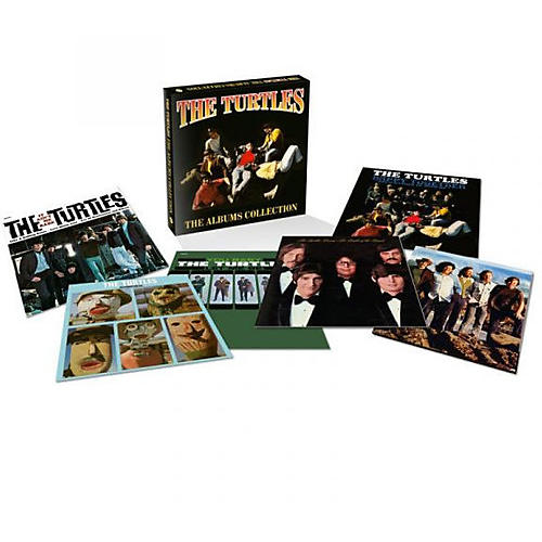Alliance The Turtles - The TURTLES Albums Collection thumbnail