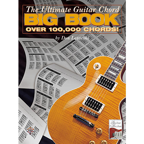 The Ultimate Guitar Chord Big Book - WWBW