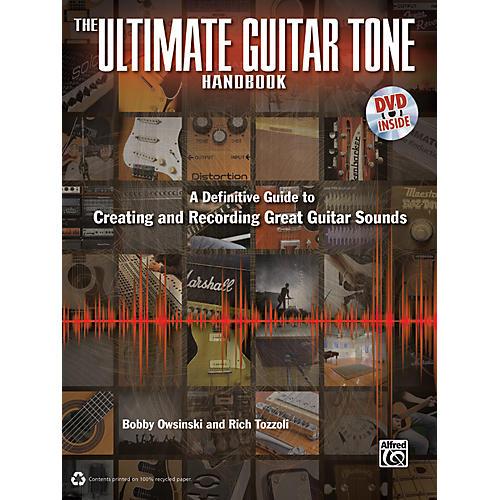 Alfred The Ultimate Guitar Tone Handbook Book/DVD-thumbnail