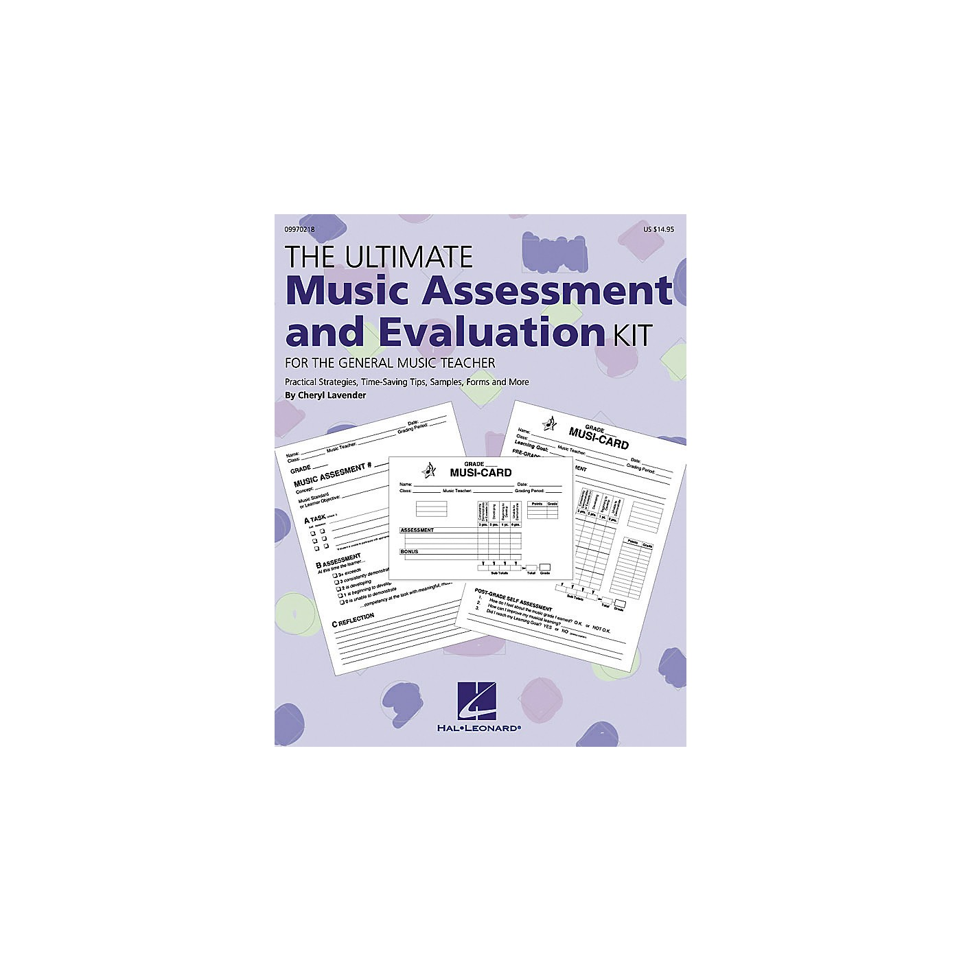 Hal Leonard The Ultimate Music Assessment and Evaluation Kit thumbnail