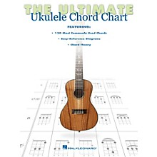 Hal Leonard The Ultimate Ukulele Chord Chart