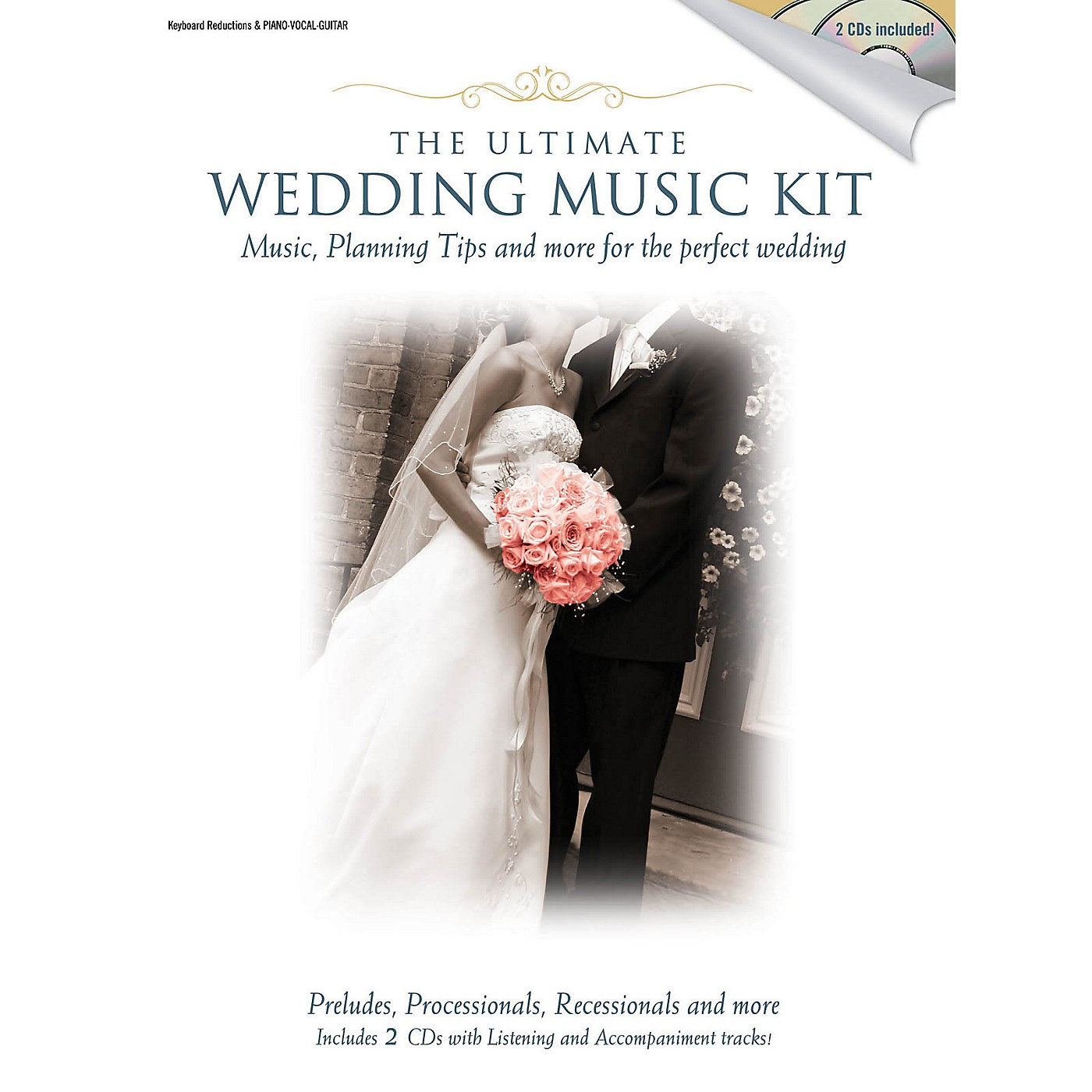 Shawnee Press The Ultimate Wedding Music Kit (Music, Planning, Tips, and More for the Perfect Wedding) by Various thumbnail